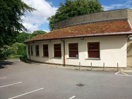 shelf village hall